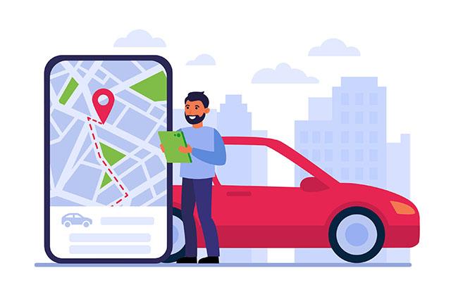 Parking Spot Locater App