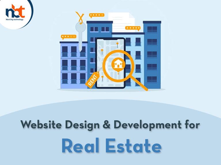 Website Design & Development for Real Estate