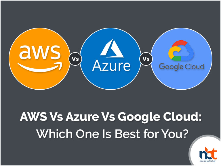 AWS Vs Azure Vs Google Cloud Which One Is Best for You