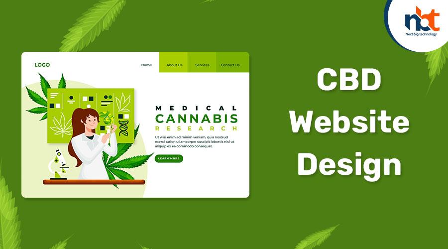 CBD Website Design