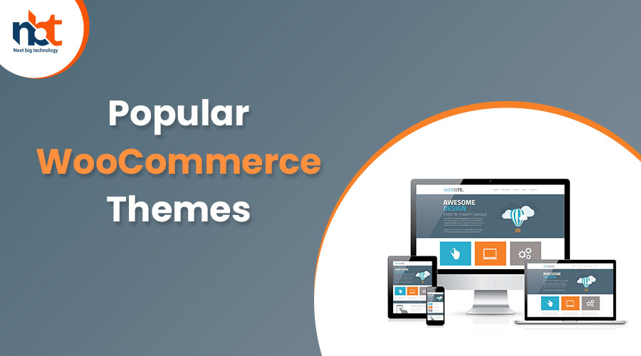 Popular WooCommerce Themes