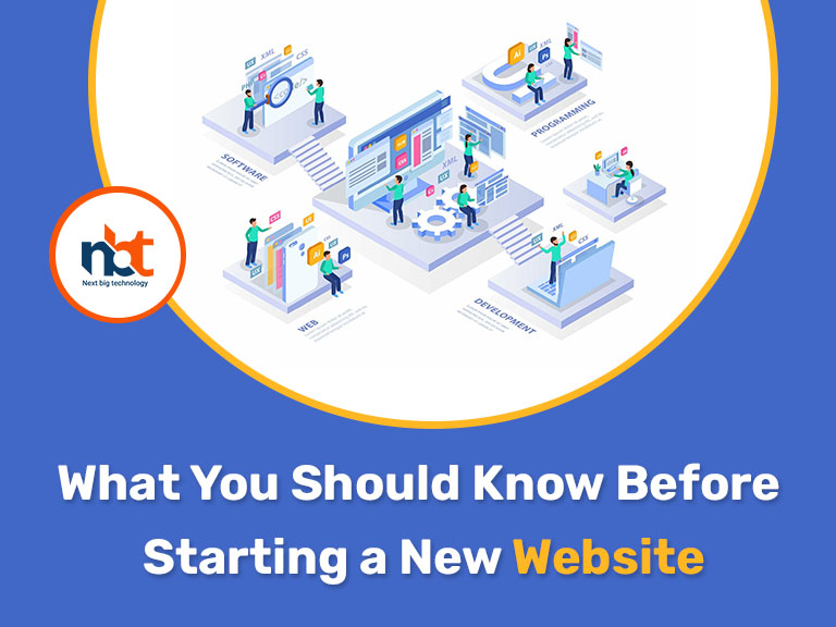 What You Should Know Before Starting a New Website