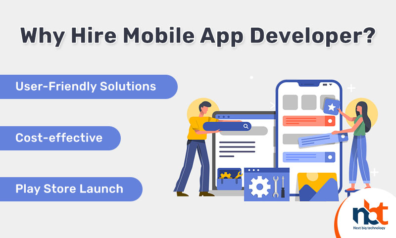 Why Hire Mobile App Developer