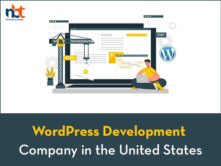 WordPress Development Company in the United States