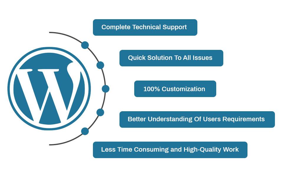 Benefits Of Hiring Reputed WordPress Developers