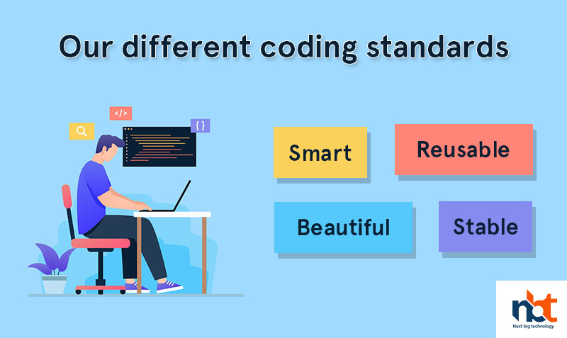 OUR DIFFERENT CODING STANDARDS