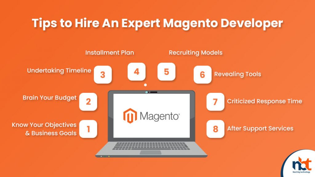 Tips to Hire An Expert Magento Developer